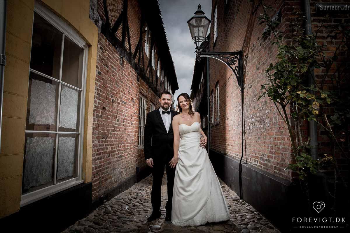 Uddannet fotograf til bryllupsfotografering i Ribe