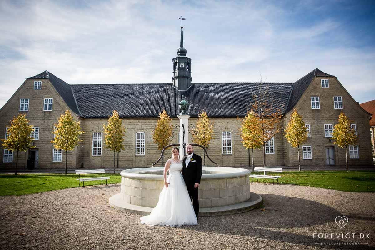 Vi ønsker at give jer muligheden for at få taget nogle anderledes bryllupsbilleder