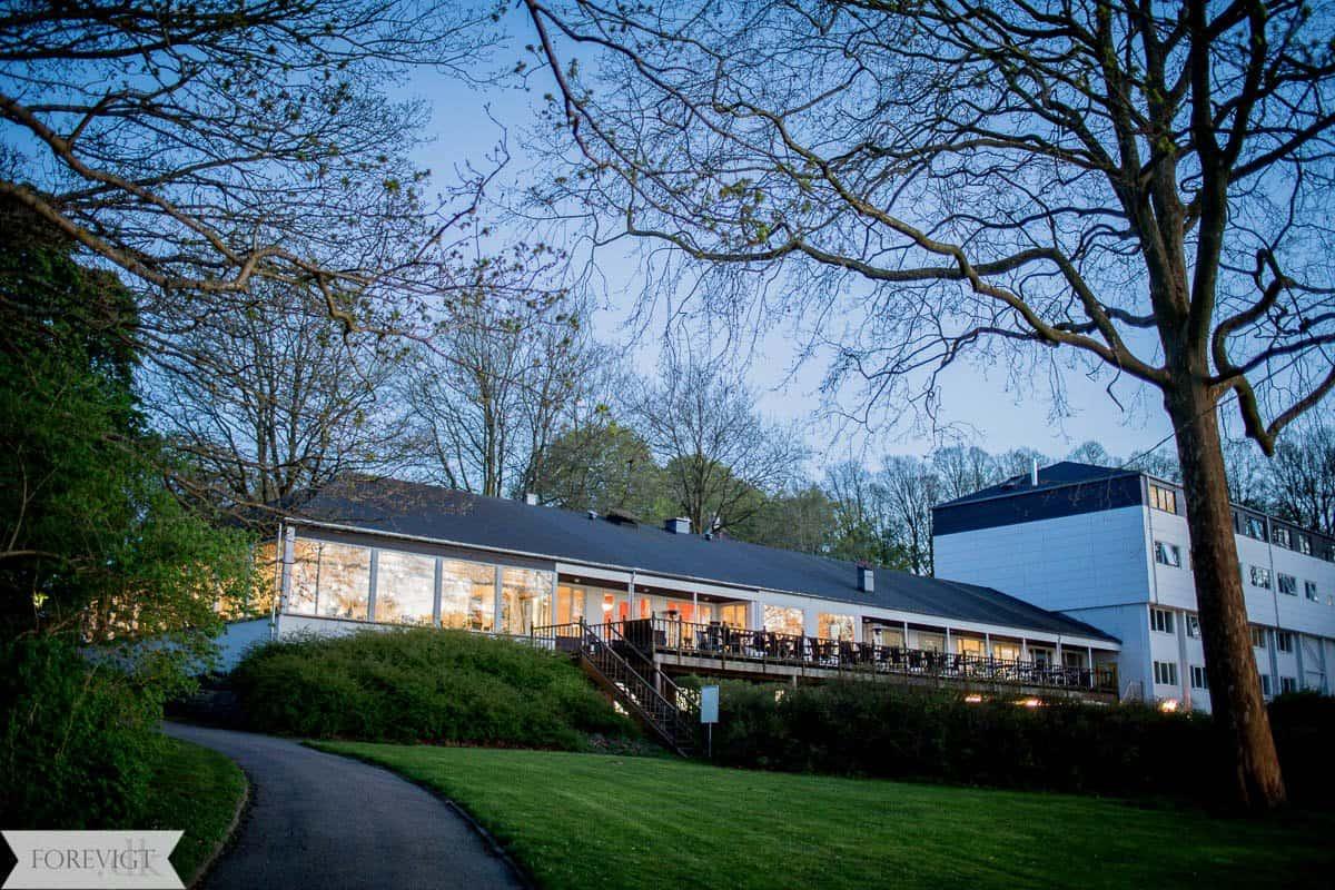 Festlokaler og selskabslokaler nær Roskilde og Holbæk