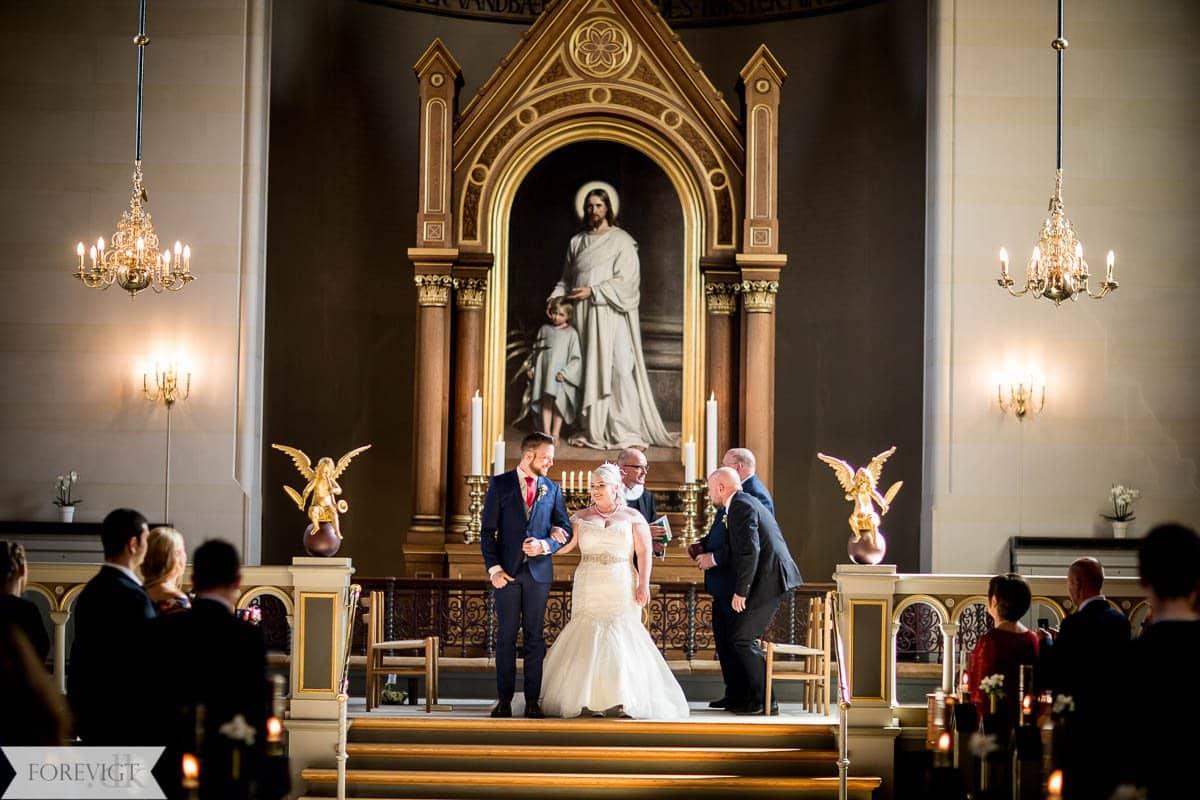 Bryllup i Holbæk - Bryllupsfotograf Sjælland