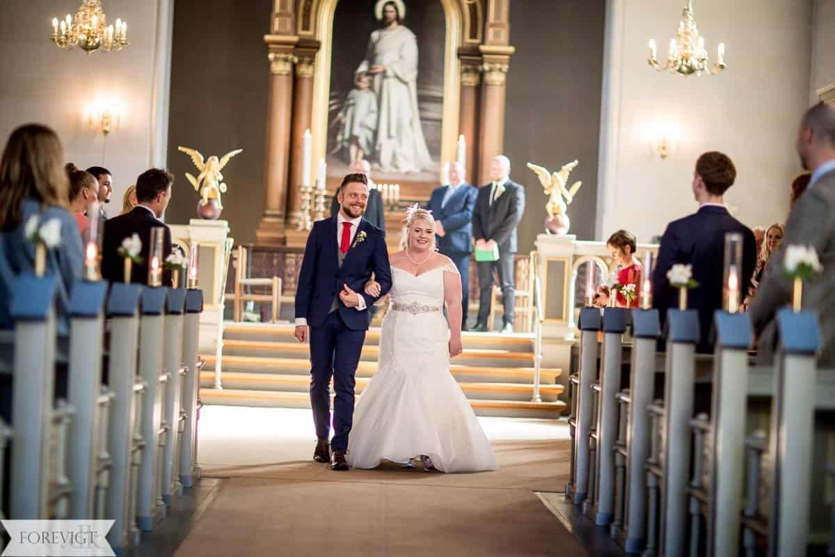 Holbæk - Bryllupsfotograf - den største dag