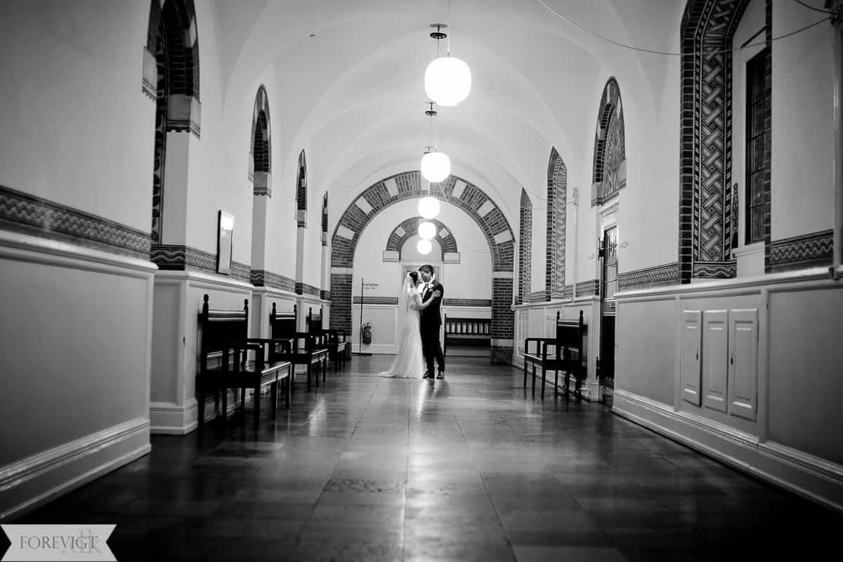 Bryllup på Københavns Rådhus - Bryllupsfotograf København