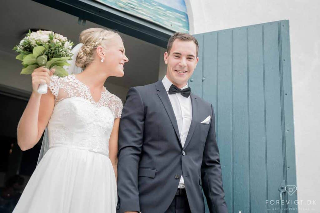 bryllup Den Svenske Sømandskirke er en seværdighed i Skagen