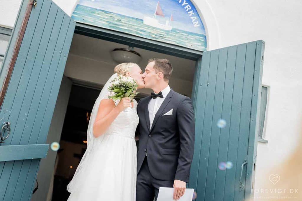 kirke for de mange svenske bryllupper