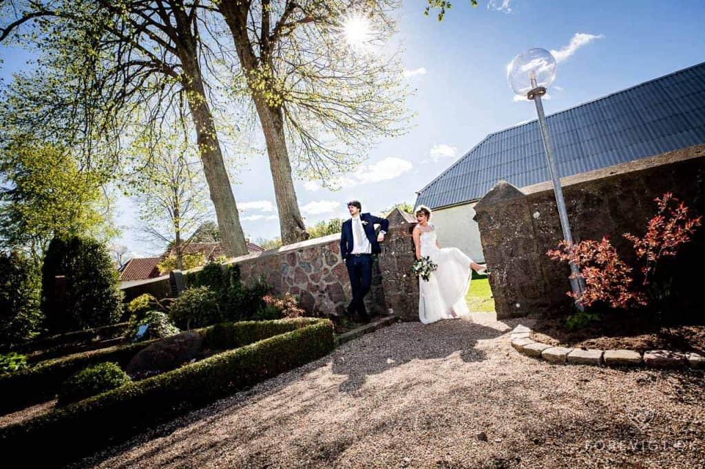 Bryllup - og Nordjylland