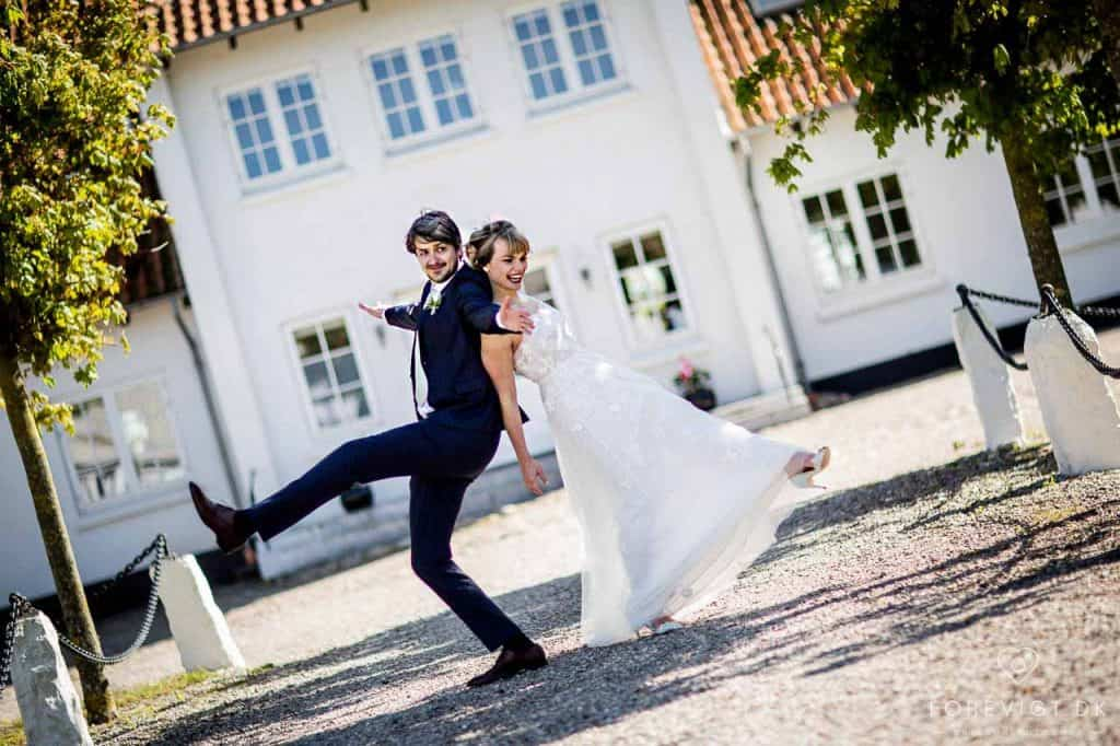Bryllupsfotograf Nordjylland - Vi tager dine bryllupsbilleder