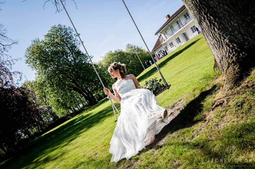 Bryllupsplanlægning-når den store dag skal være helt speciel