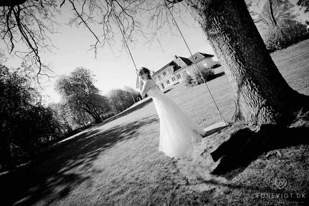 Bryllup i Nibe - Hold jeres bryllup i Nordjylland med overnatning