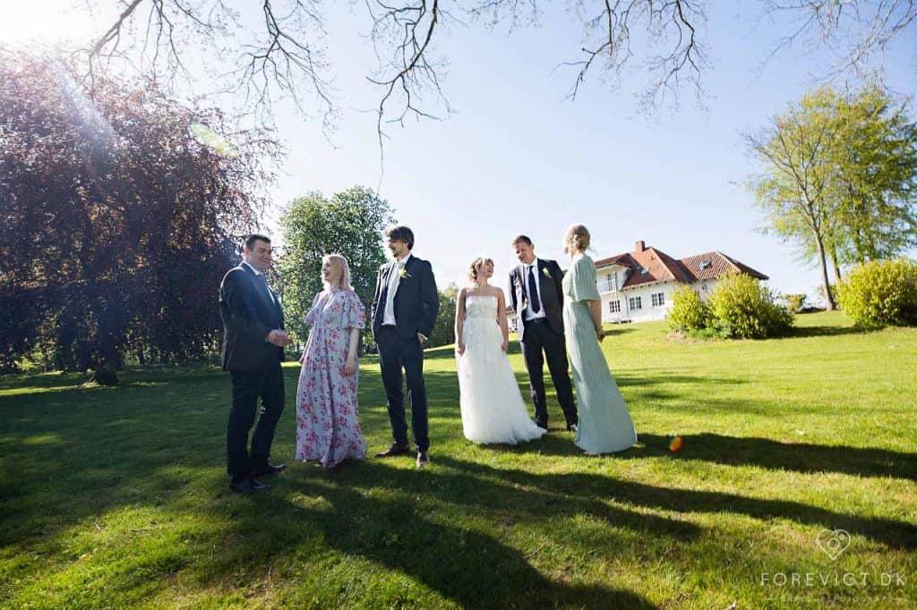 festlokaler til jeres bryllup nær stranden