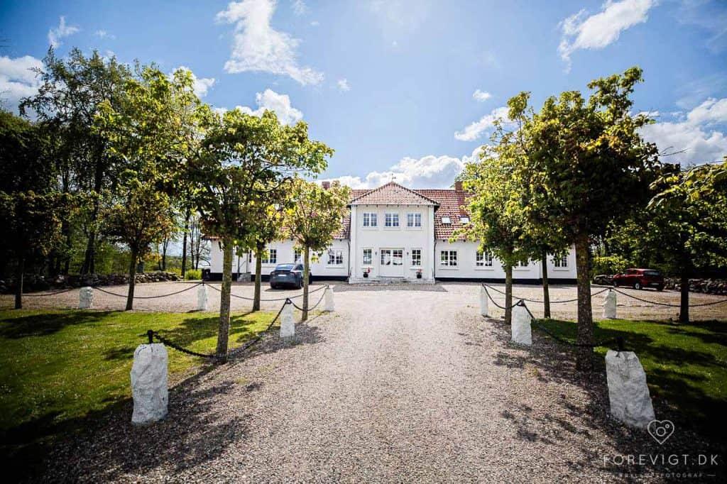 et dansk/norsk bryllup i Laden på Sebber Kloster