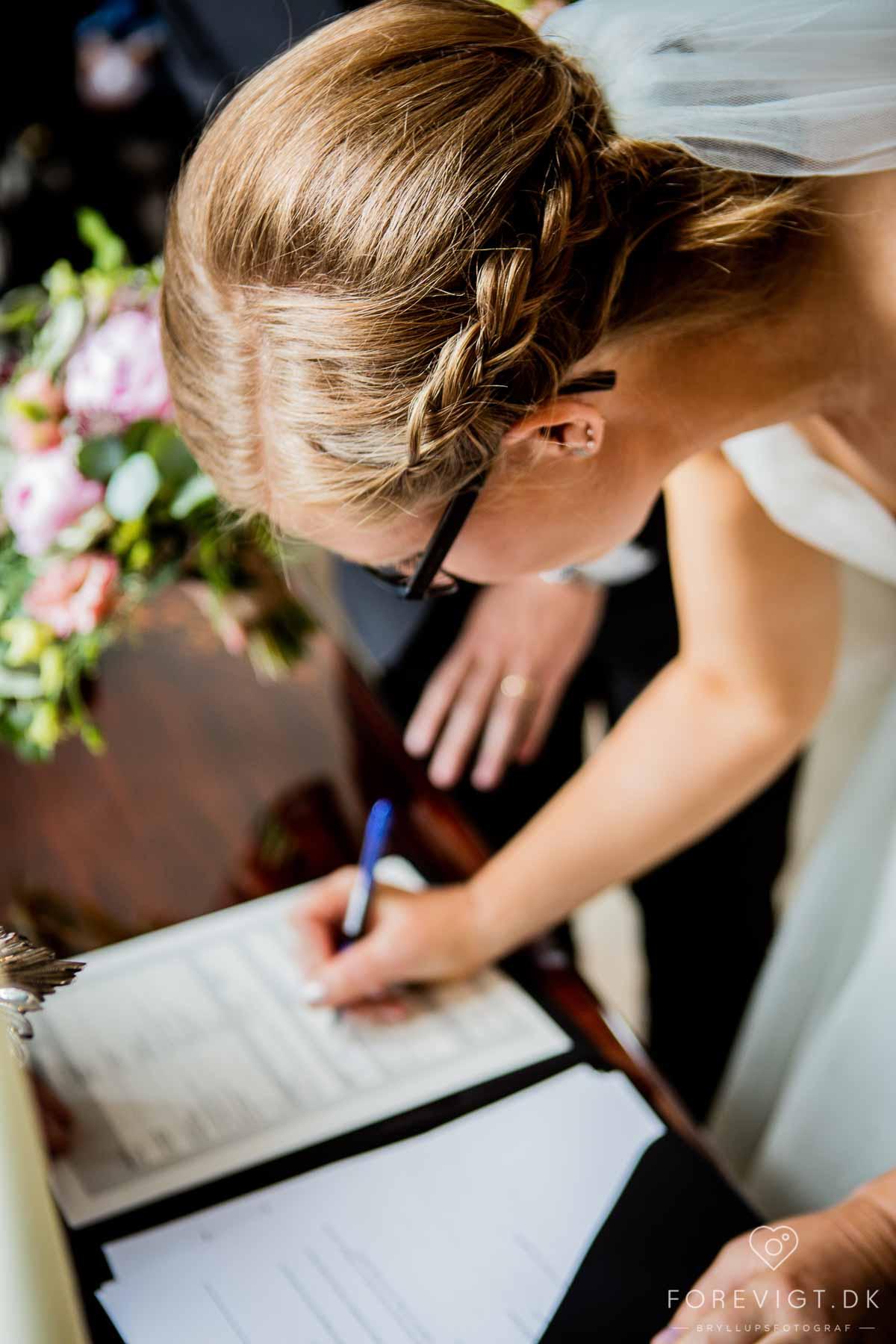 Festlokaler til bryllup på Fyn