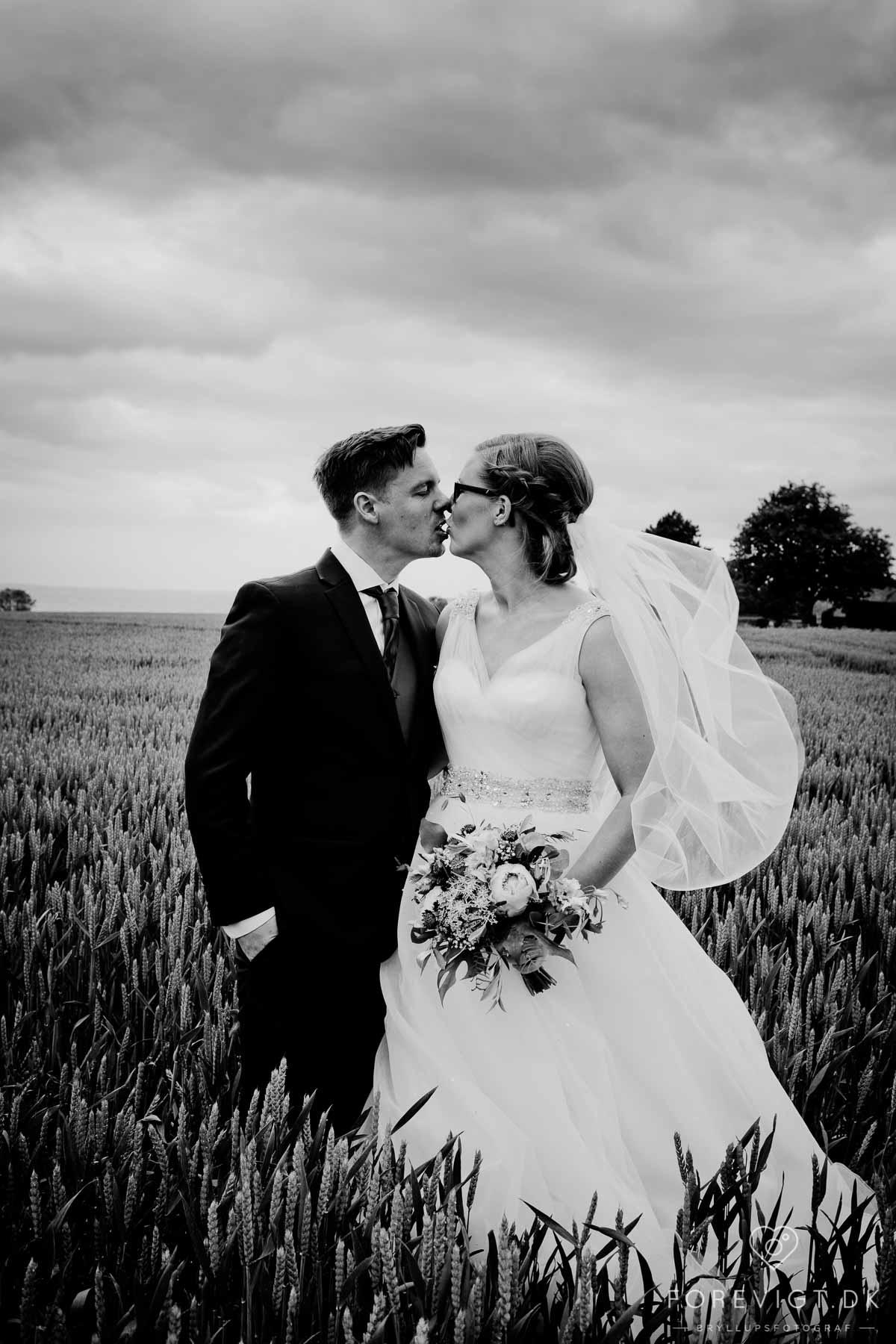 Bryllupsfotograf i Svendborg på Fyn