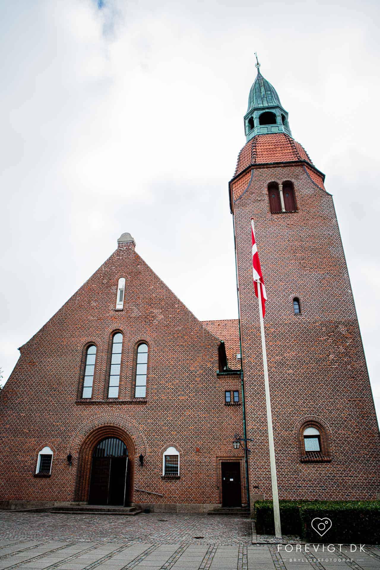 Zions Kirken Esbjerg