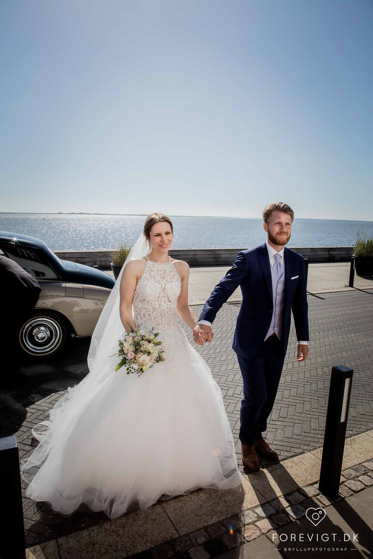 Hotel Hjerting bryllup