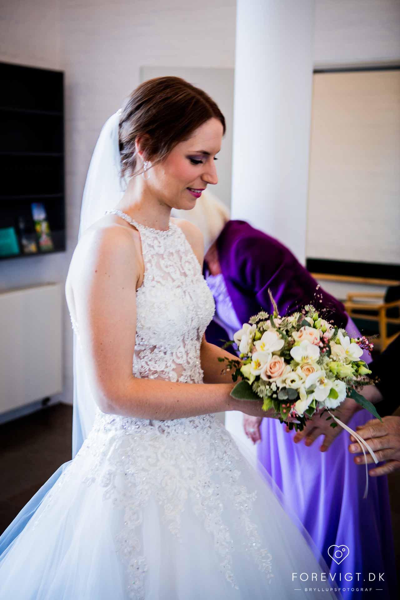 Fantastisk Bryllup