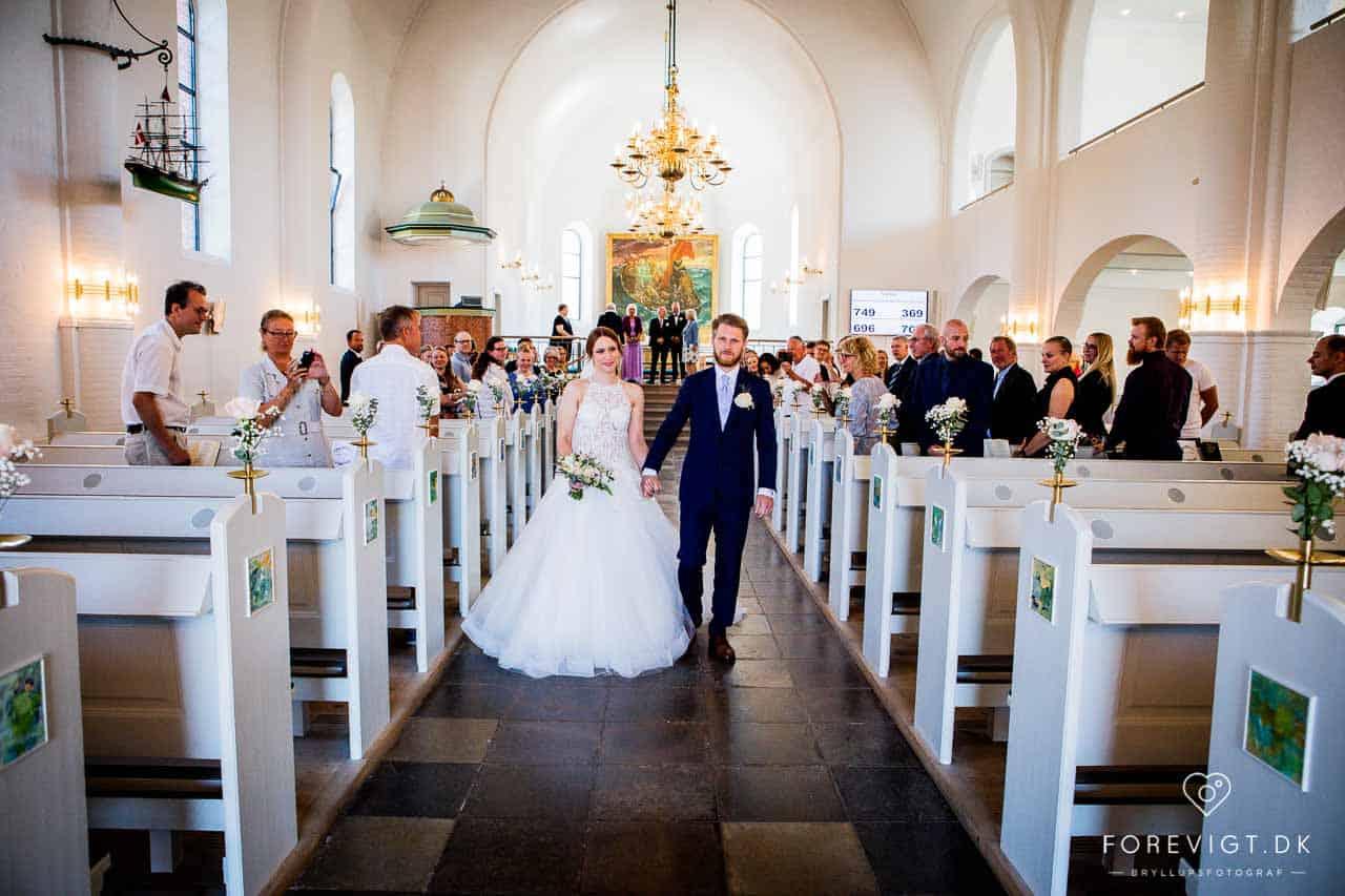 Polterabend i Esbjerg - Bryllup