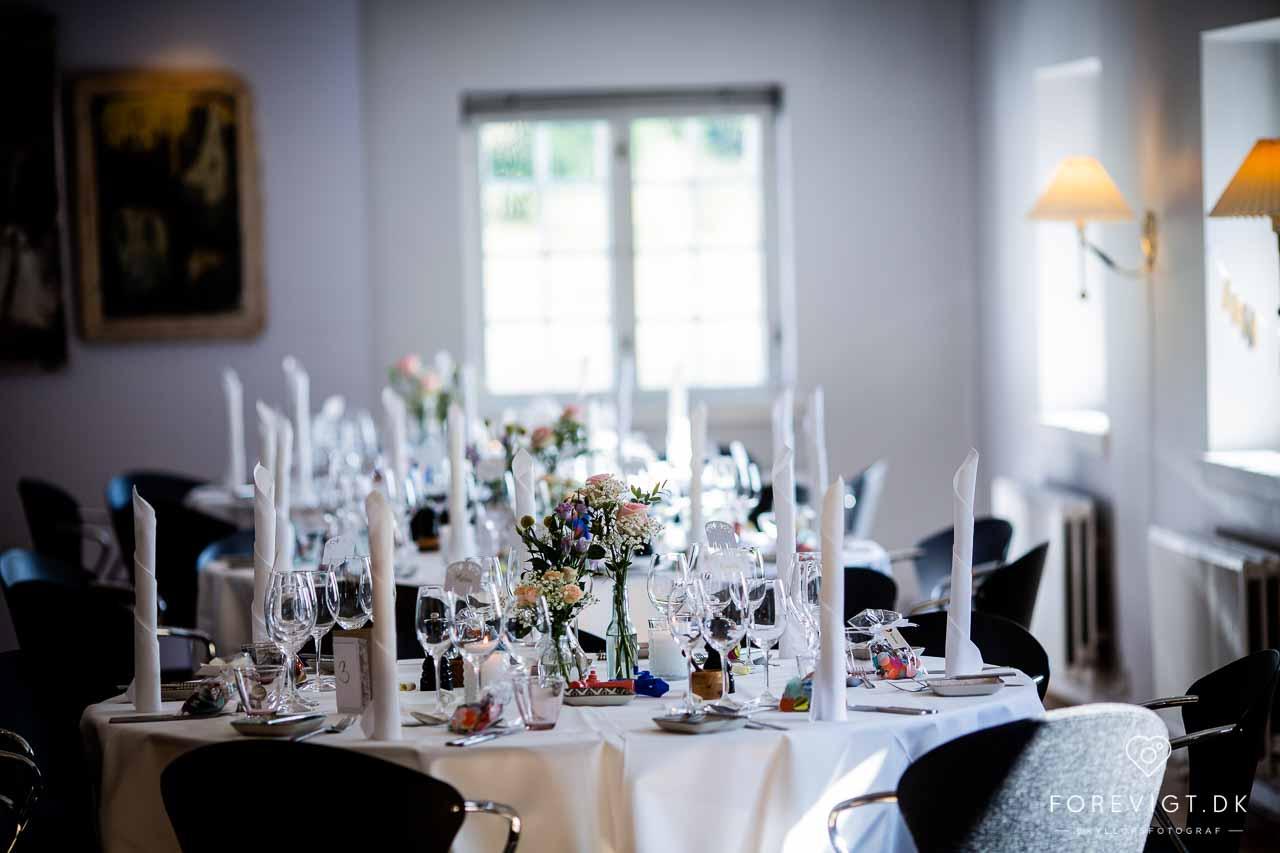 Bryllupslokale til små & store fester ved Billund nær Herning & Vejle