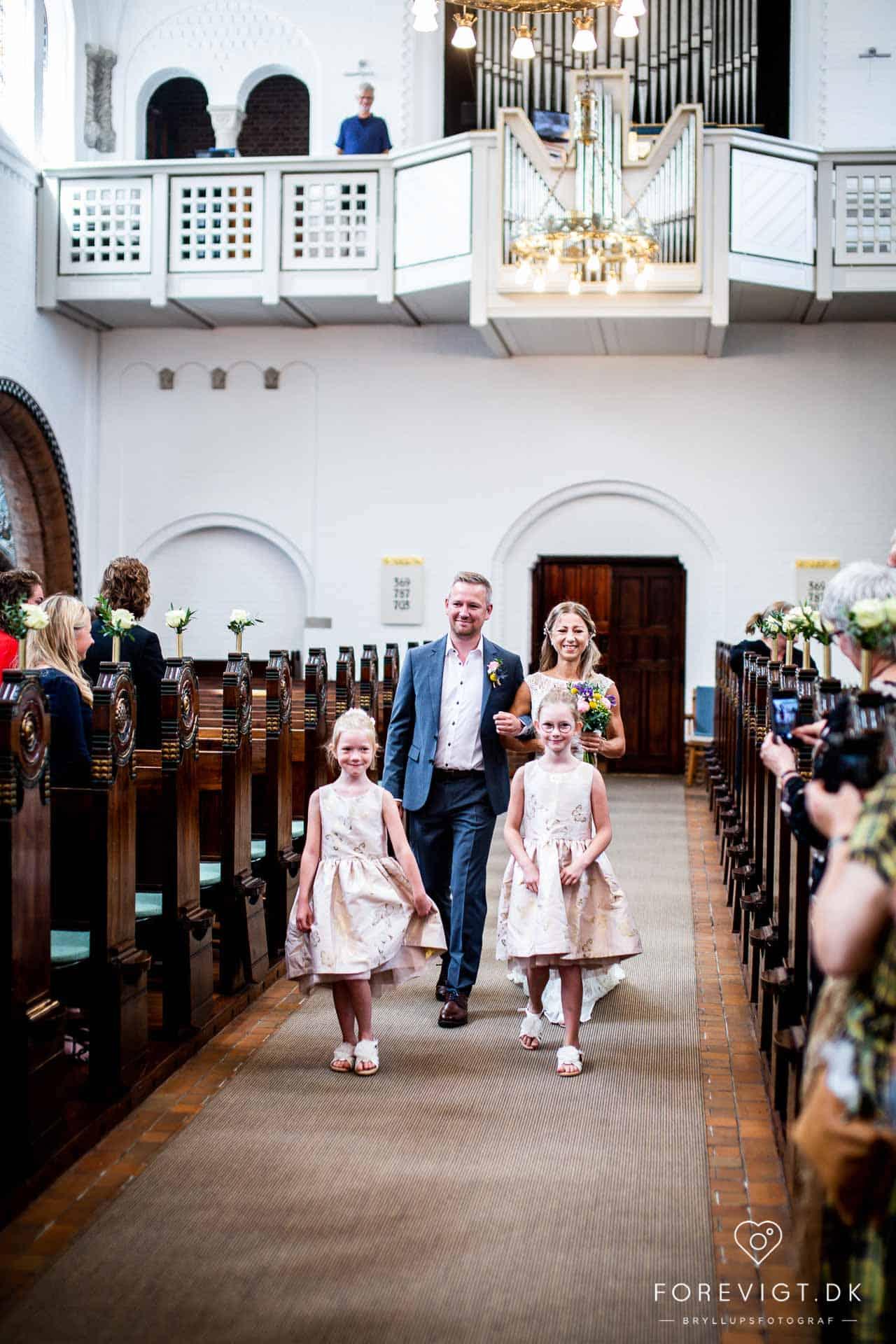 bruden fra Vejle