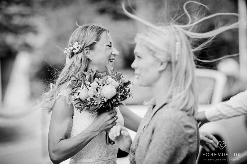 Står brylluppet eller gallafesten for døren, så lad os klare håret.