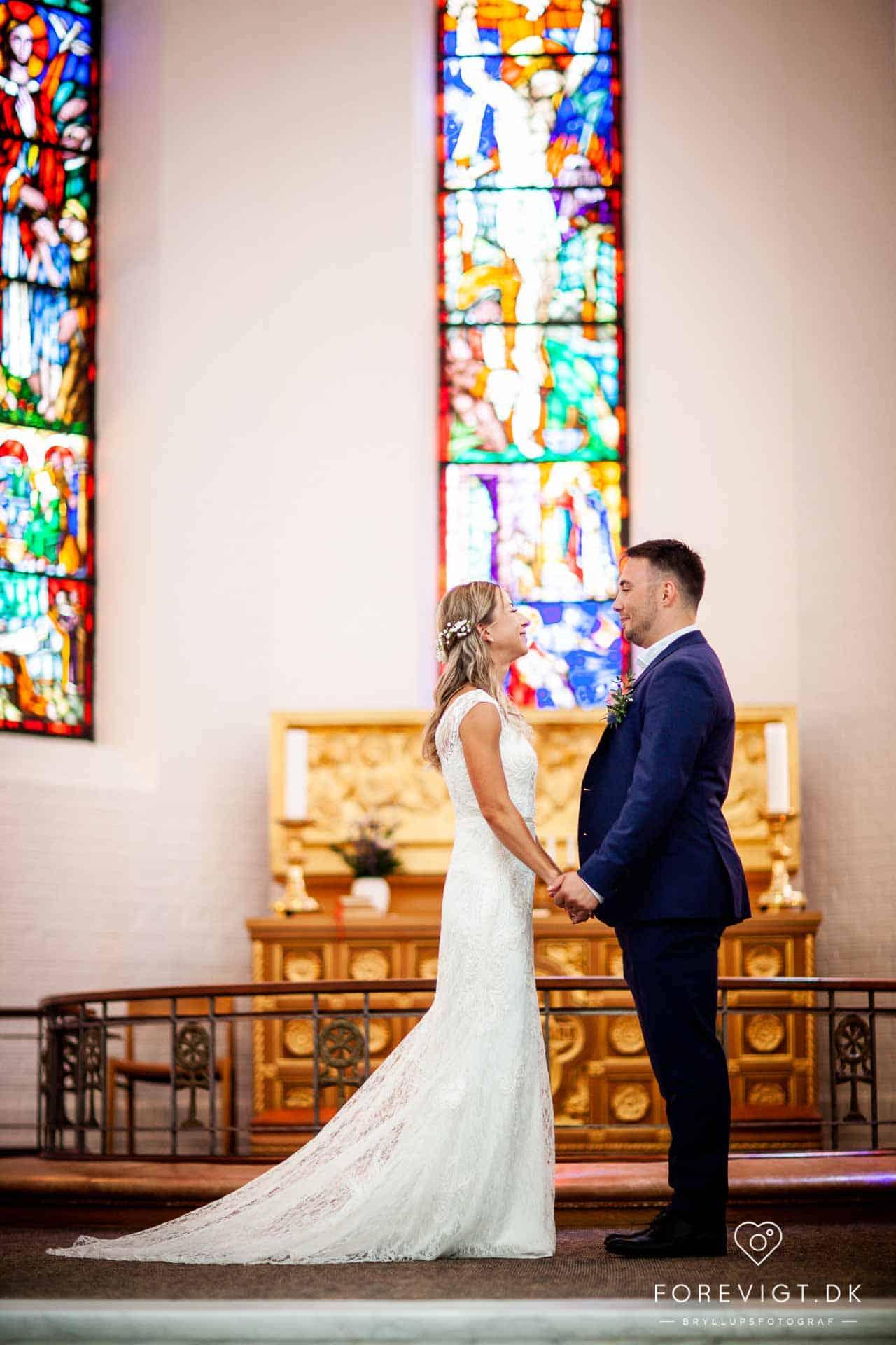 Bryllup trekantsområdet