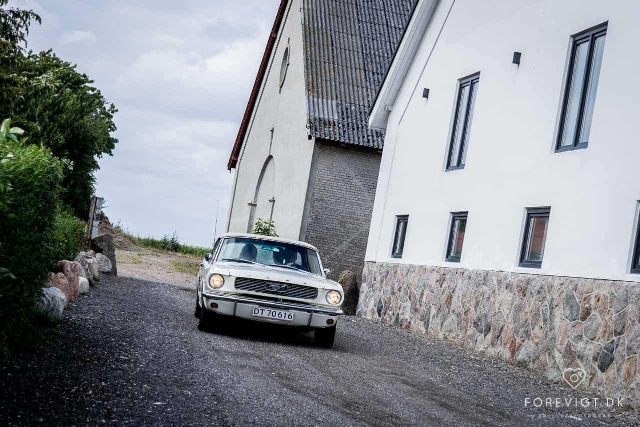 Kellerupgaard bryllup