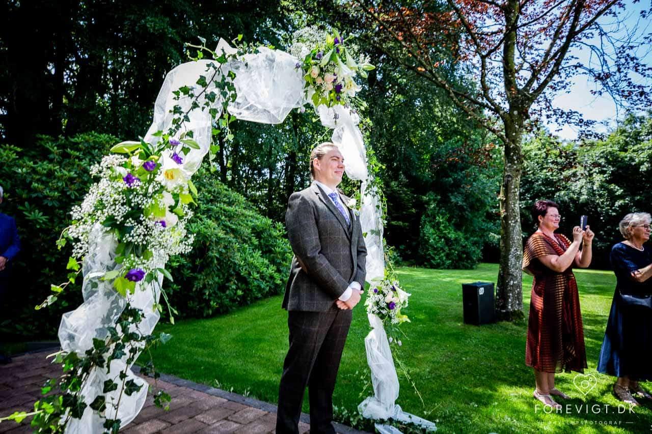 Bryllupsfotografering | Eksklusive billeder