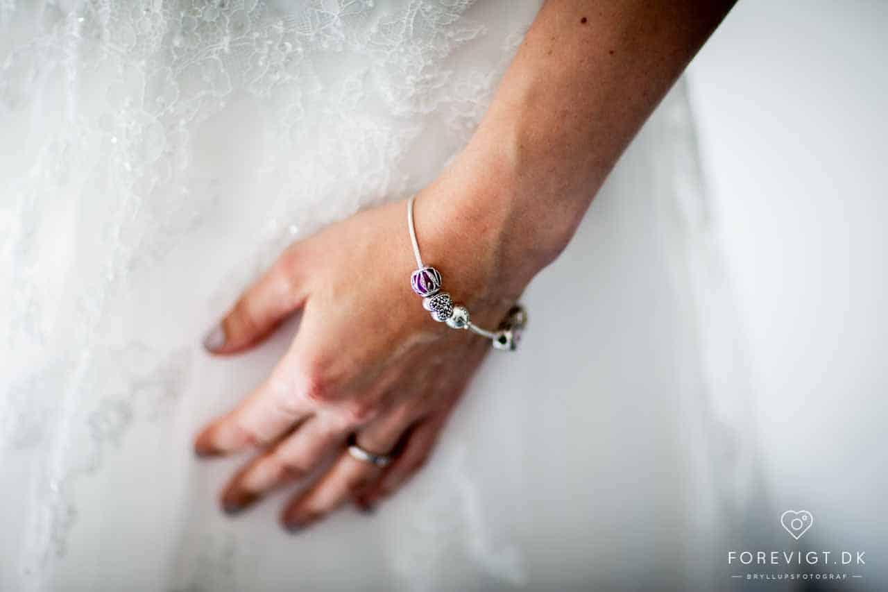 smykker bryllup