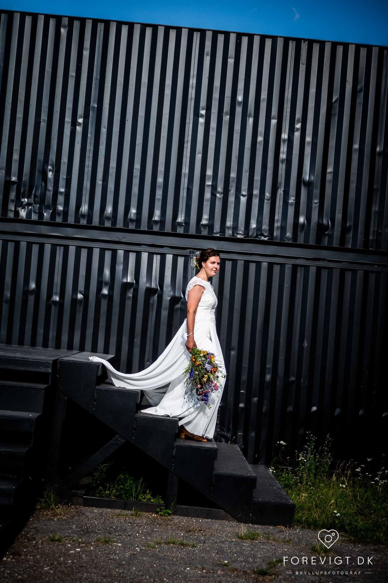 ALLE bryllupper er fede bryllupper. Pladeværkstedet