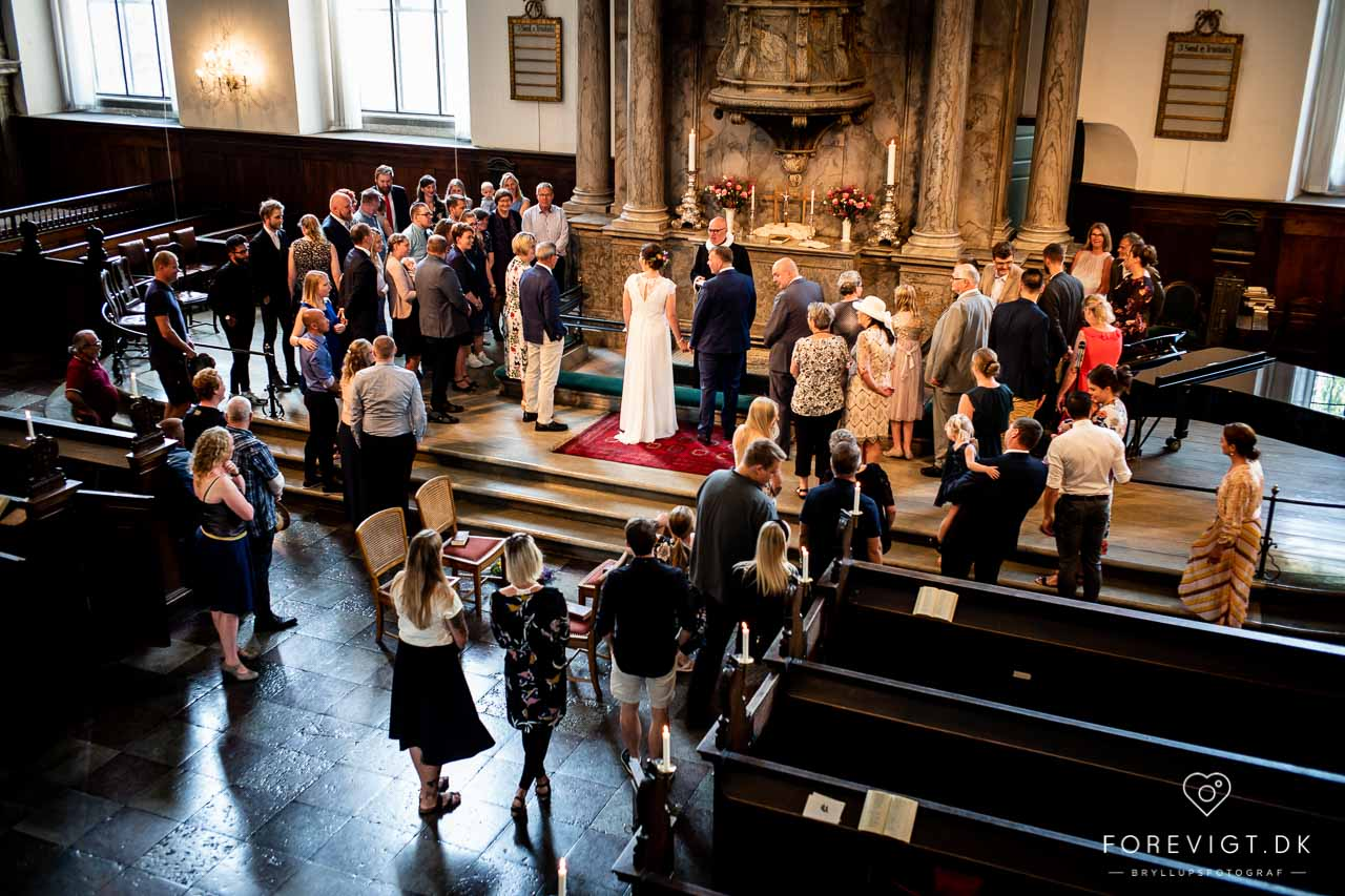 De smukke kirker i København - Bryllupsfotograf