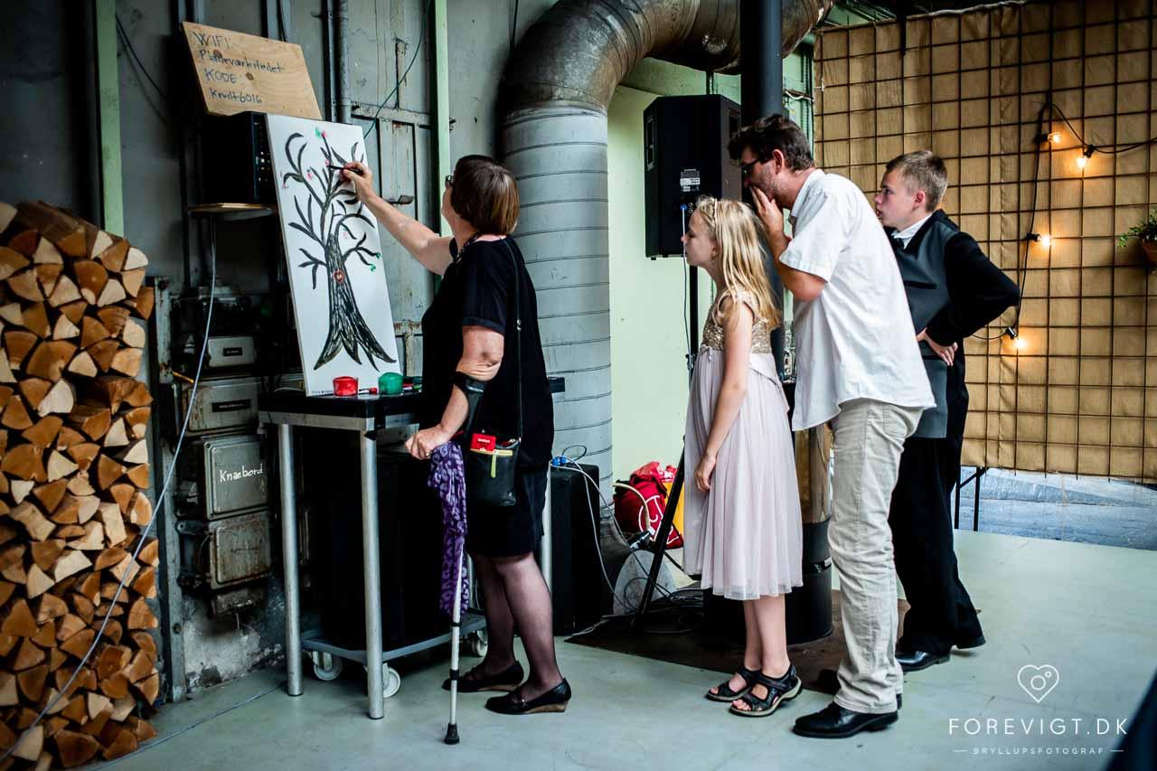 Bryllups lokale i København - Bryllupsforberedelser