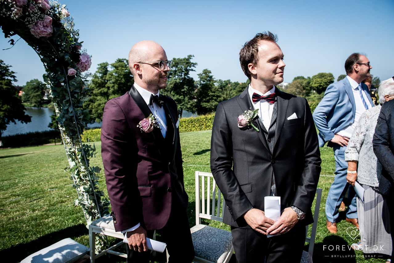 Bryllup med overnatning sjælland - jamie oliver