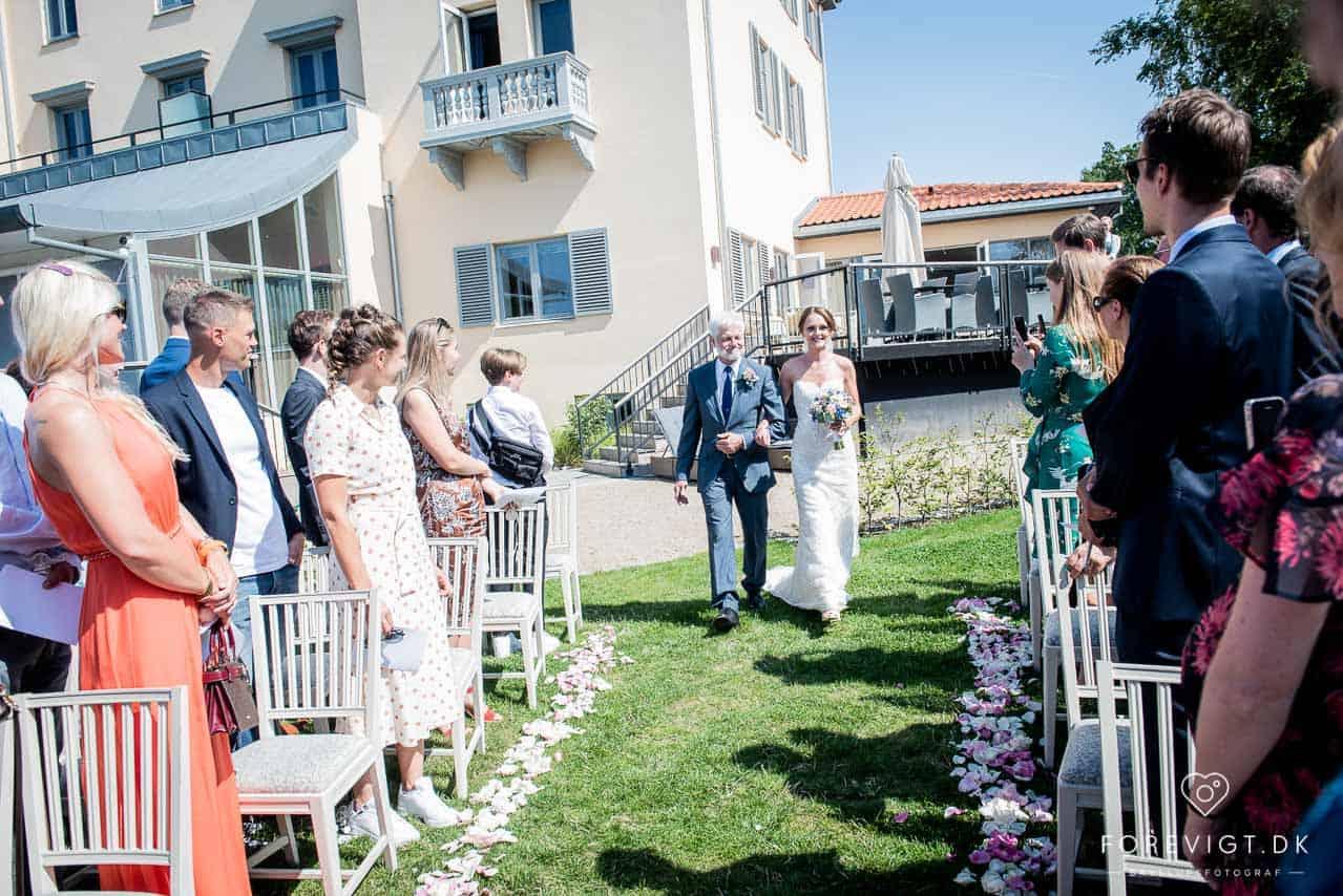 bryllup badehotel sjælland