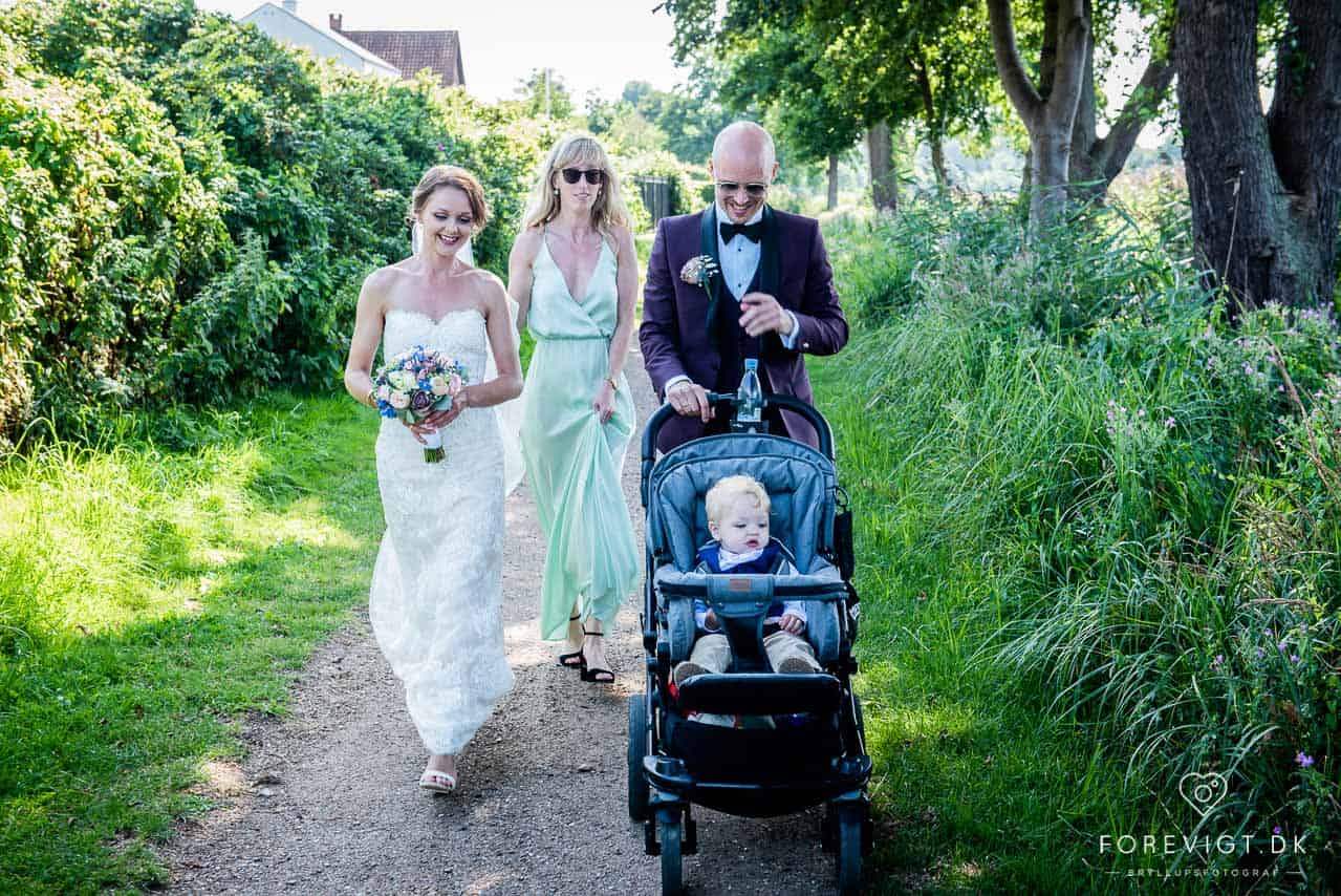 Bryllupsfotograf Nordsjælland og Helsingør