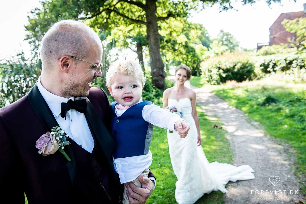 Steder at holde bryllup i nordsjælland