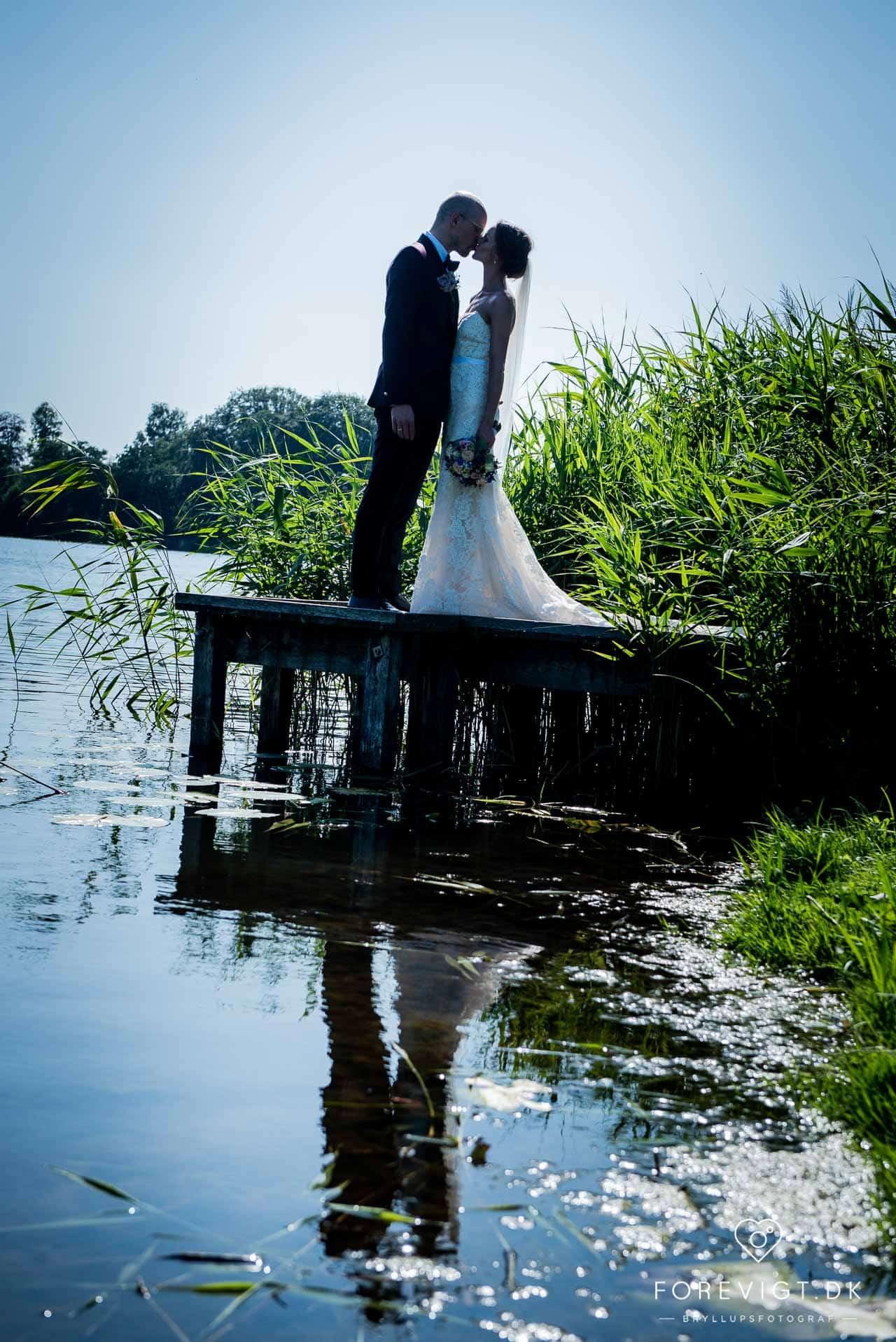 Billeder af bryllup badehotel sjælland