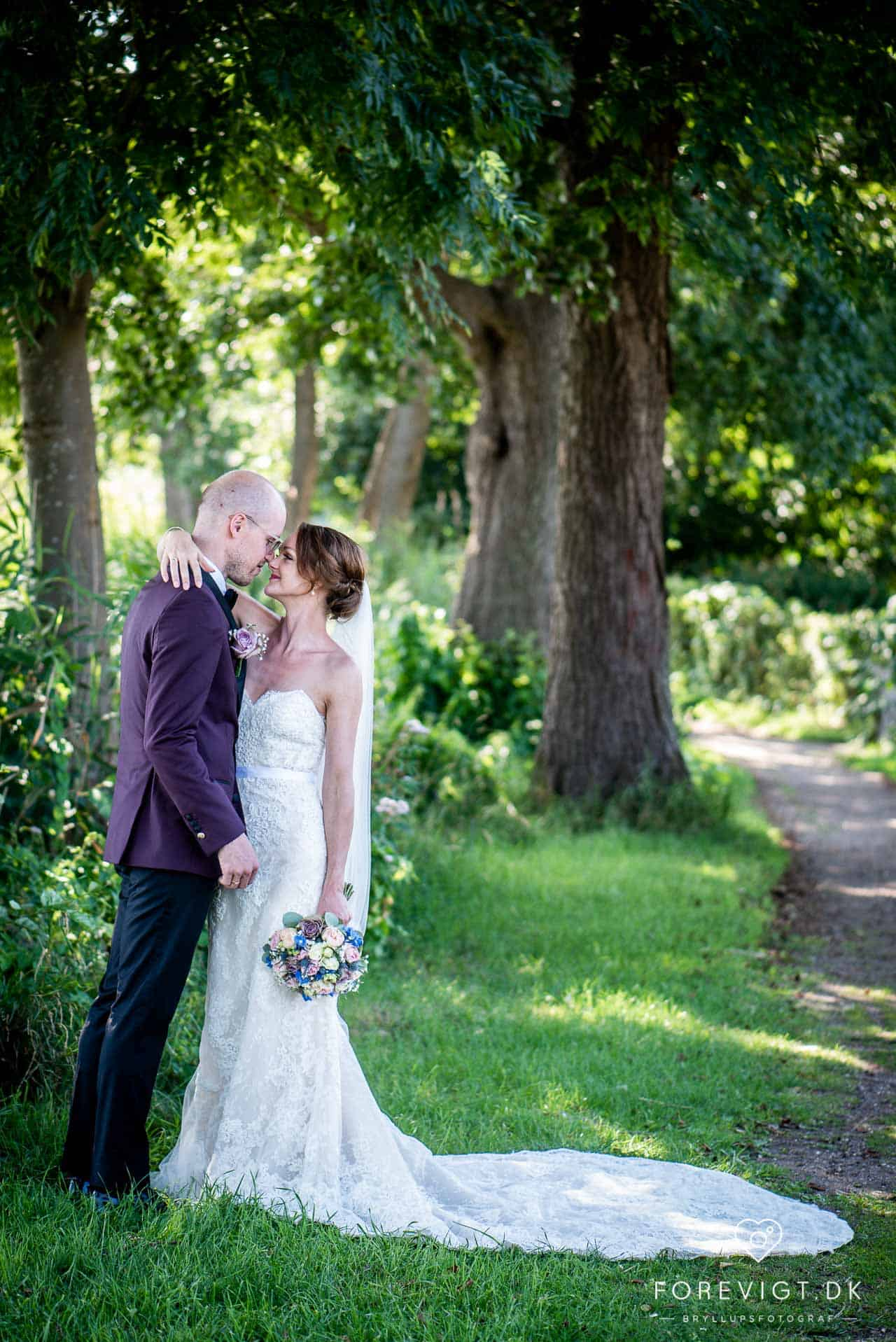 Feststeder og lokaler på Sjælland til den perfekte bryllupsfest
