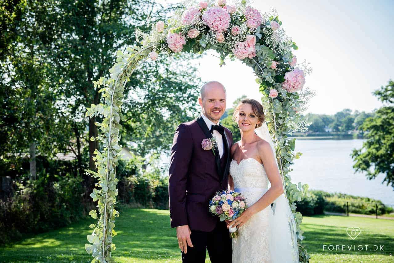 Fest - lokale på Sjælland til bryllupper