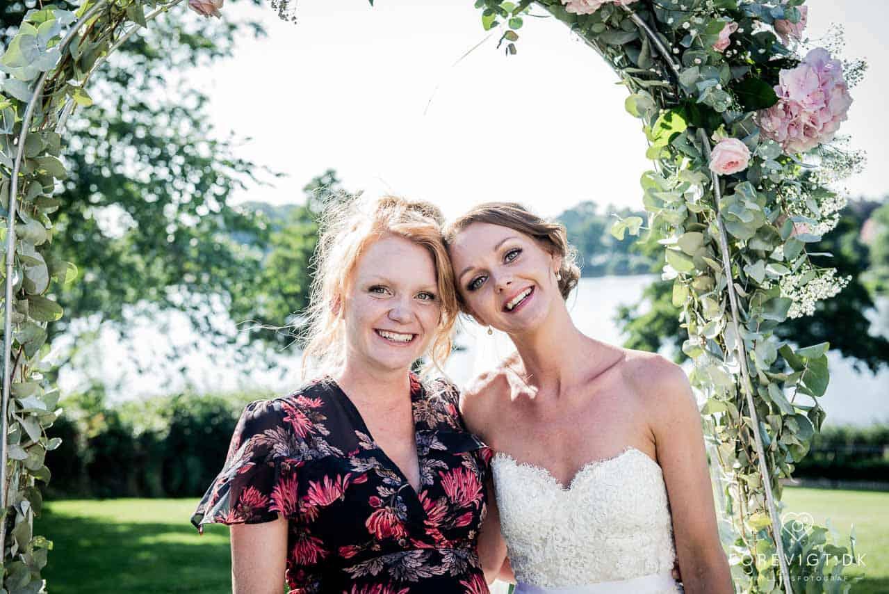 Et bryllup skal være en uforglemmelig milepæl i ens liv, og Gilleleje Badehotel