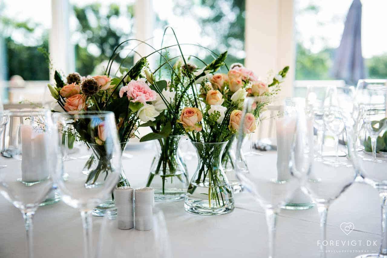 Populære steder til bryllup i Nordsjælland - Bryllupsfotograf