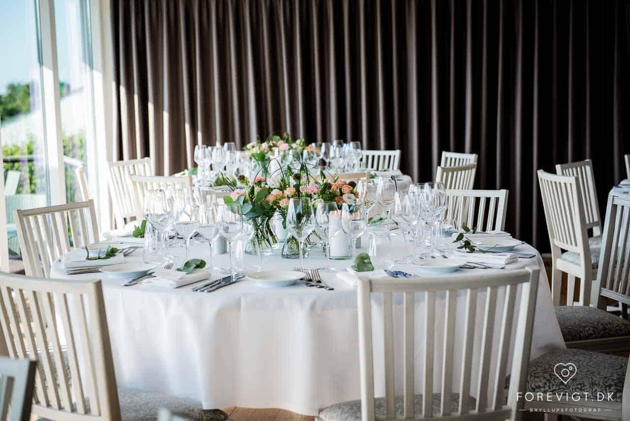 Bryllupsfest på Kurhotel Skodborg