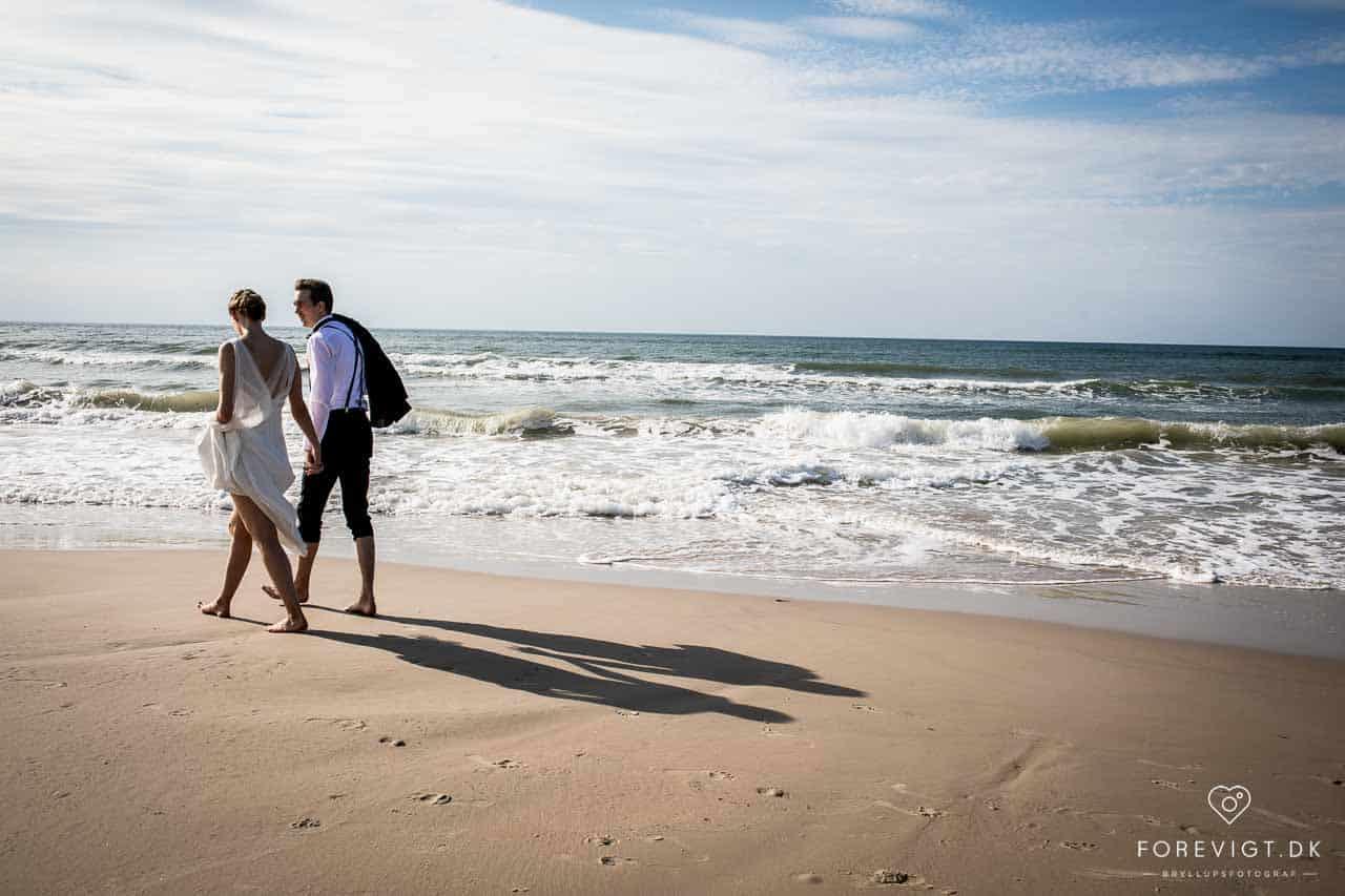 Bryllup i Nordjylland - Bryllupsfotograf