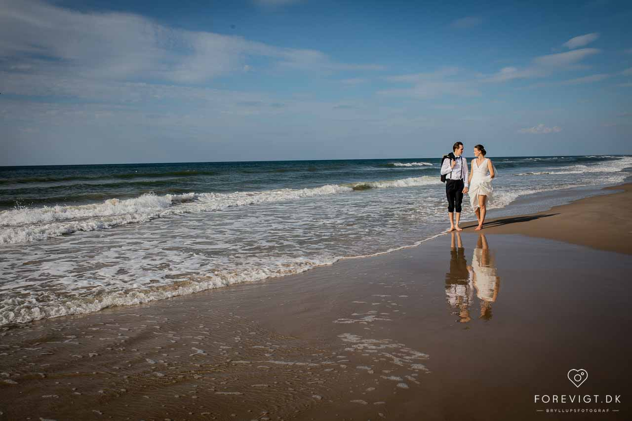 Bryllupsfotograf i Nordjylland - er din professionelle bryllupsfotograf