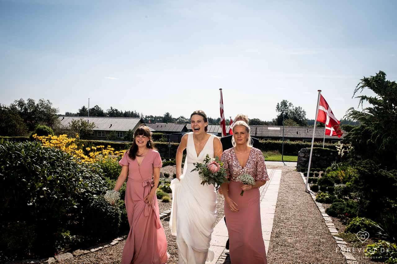 Hune Kirke bryllup