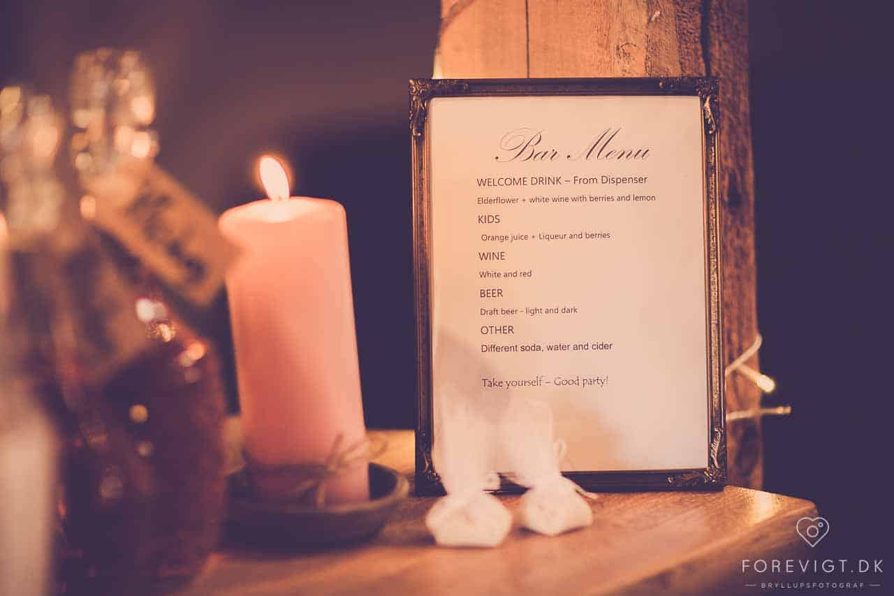 Hold jeres bryllup på Engestofte gods og lad Danmarks smukkeste lade