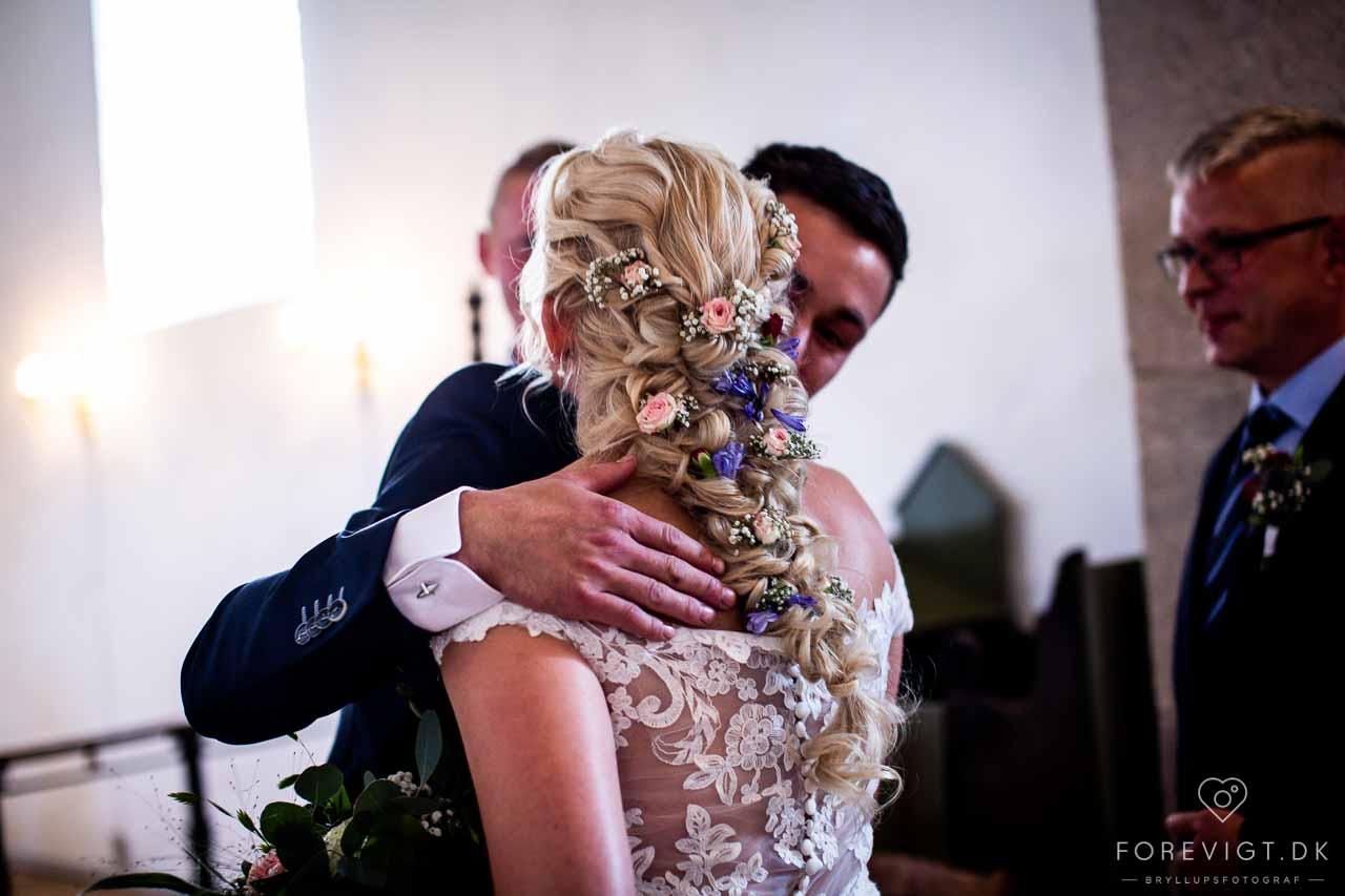 Sådan foregår et bryllup
