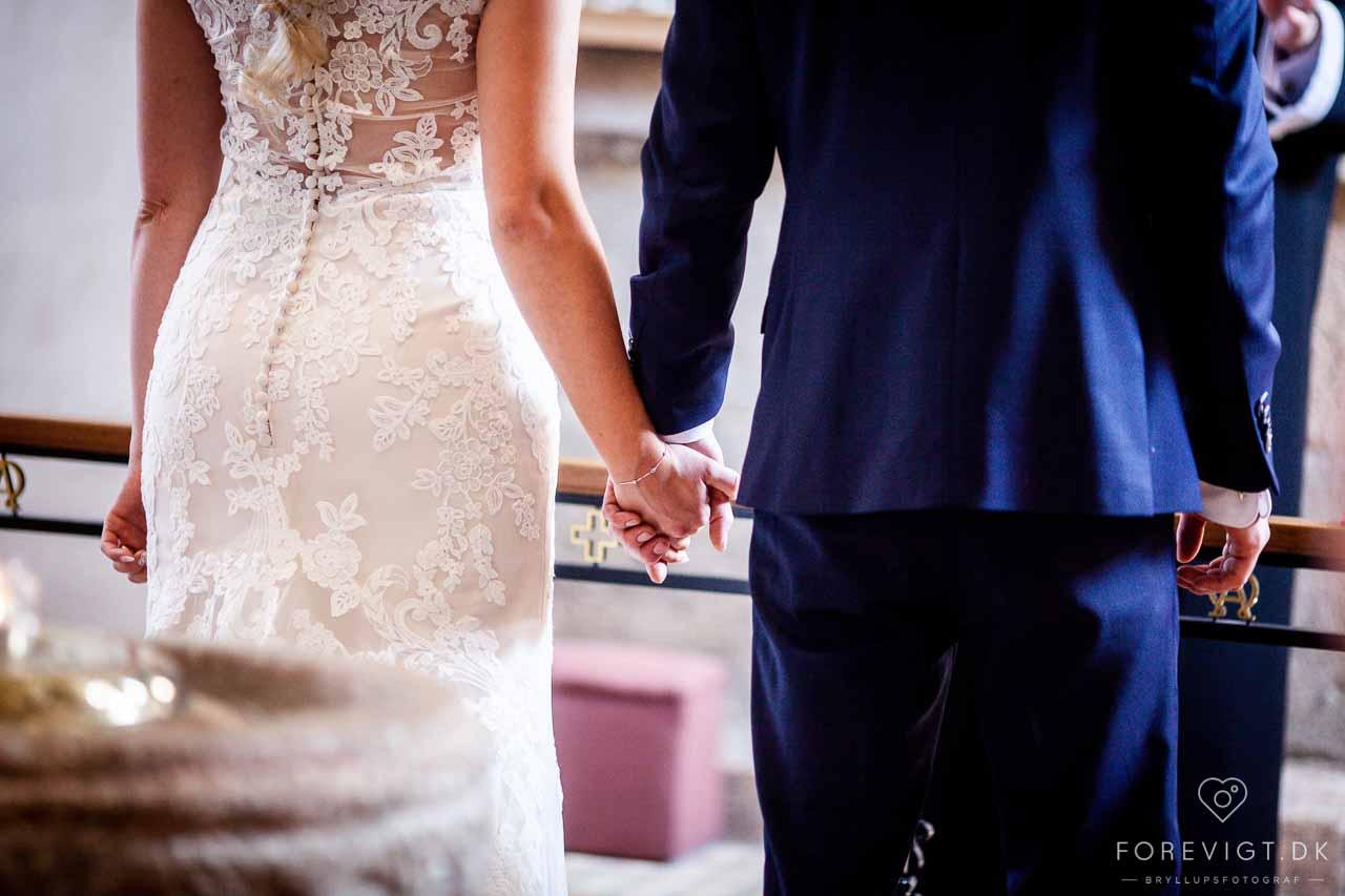 Kirkebryllup - Sådan foregår et bryllup i kirken