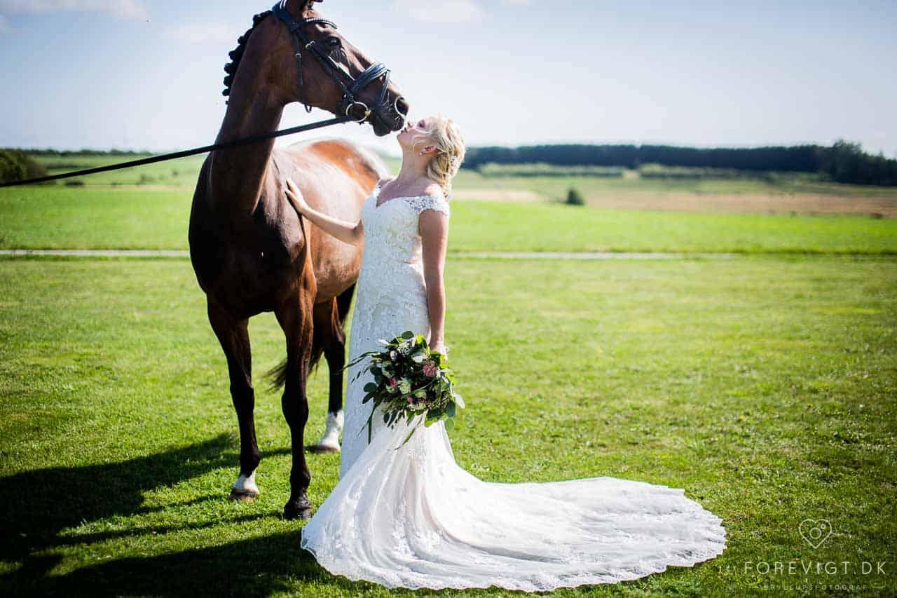 Lej den perfekte lade til jeres bryllup på Sjælland