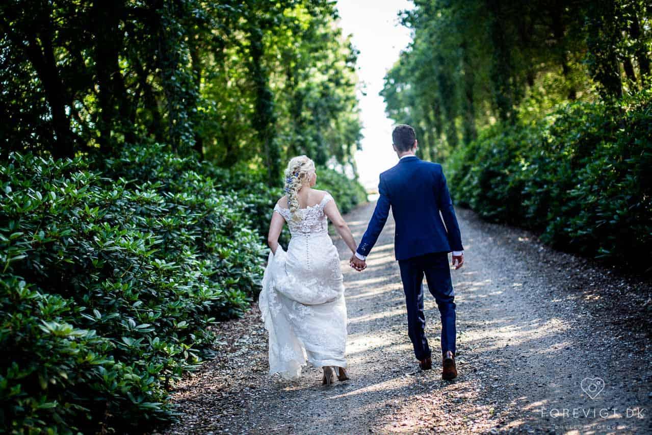 Bryllup på Fanø - en romantisk oplevelse