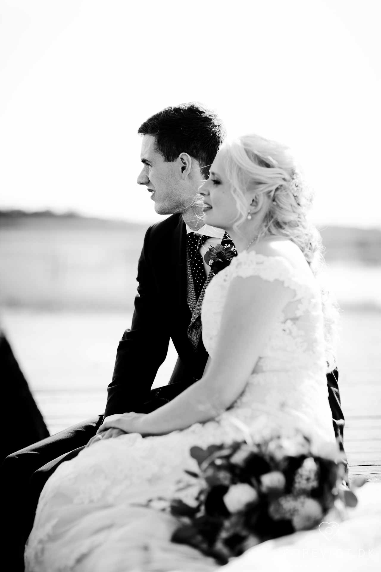 "Leder I efter stedet til det rå vikingebryllup, et ""barn wedding"" eller det super romantiske bryllup"