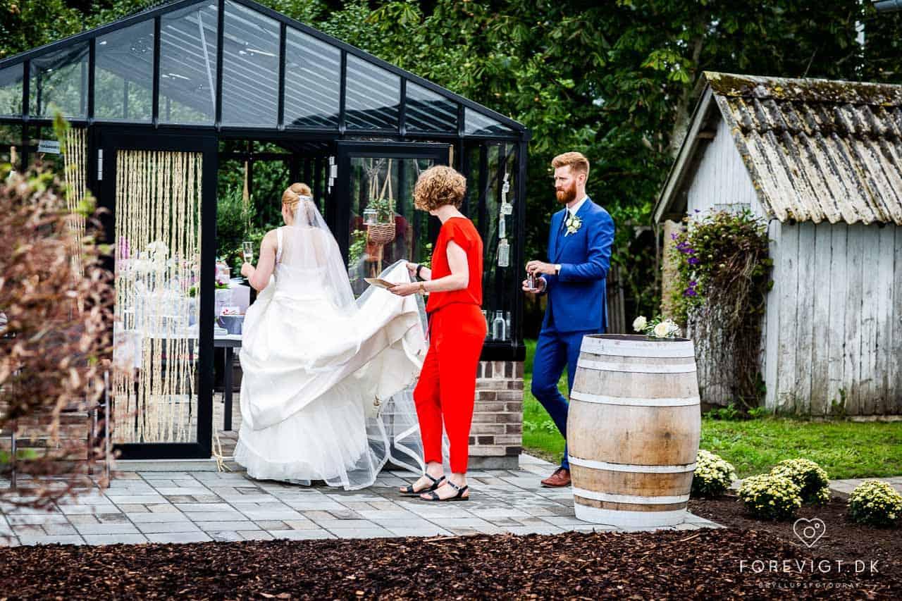 Romantisk Drømmebryllup | På Holckenhavn Slot